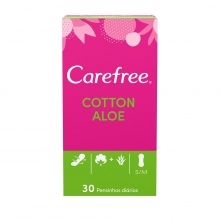Carefree<sup>®</sup> Cotton Aloé