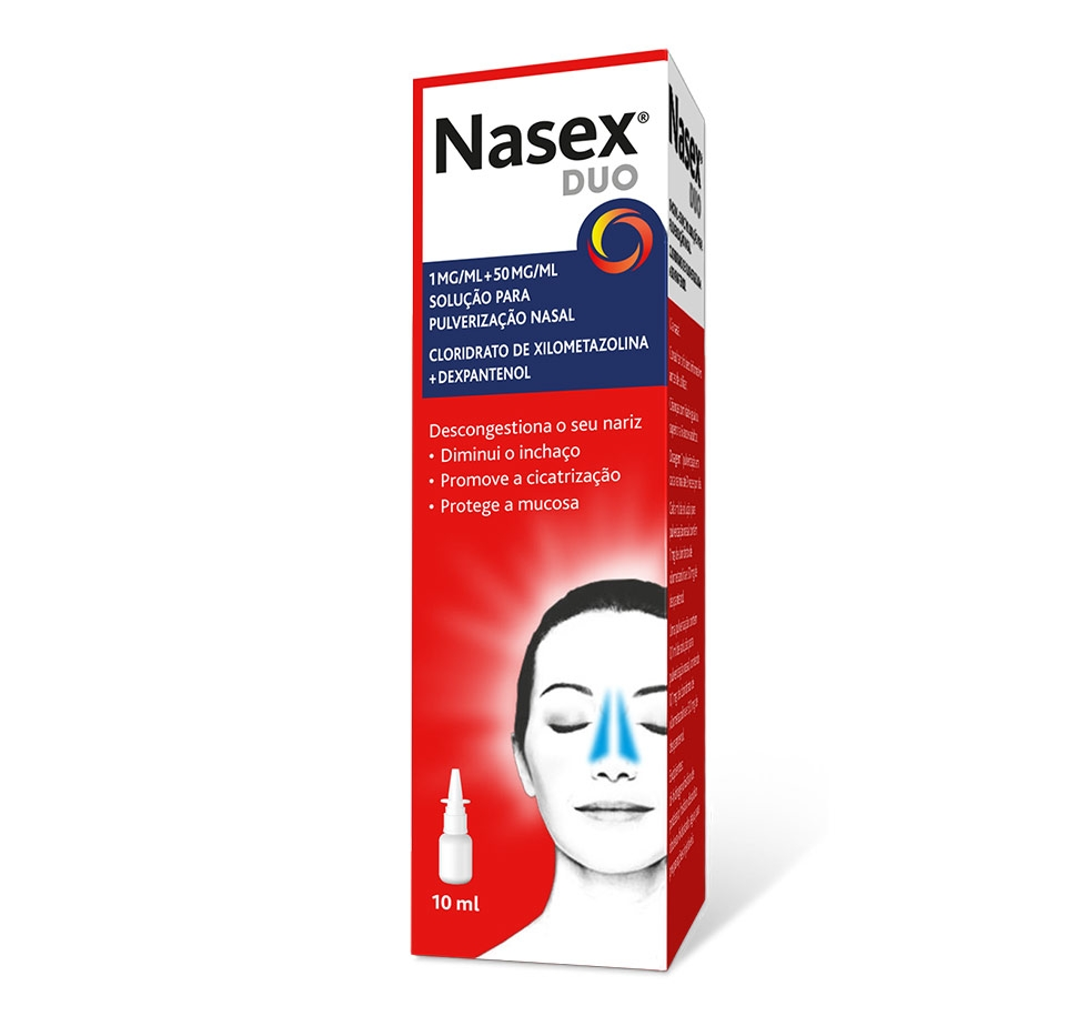 Nasex<sup>®</sup> Duo Spray Nasal