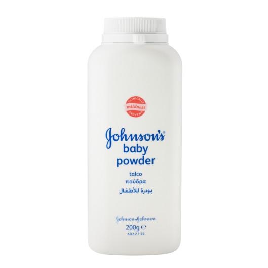 Johnson's<sup>®</sup> Baby Talco