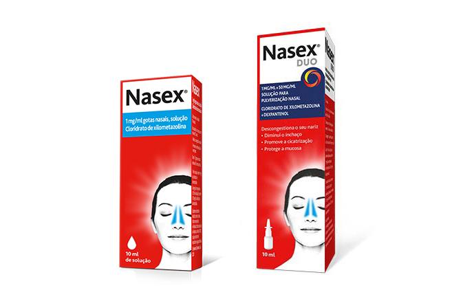Nasex produtos