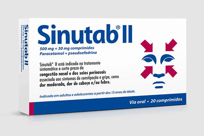 Sinutab<sup>®</sup> II